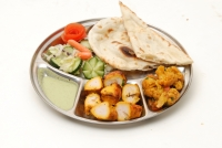Chicken Tikka Plate
