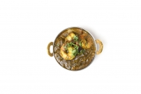 Shrimp Saag